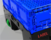 Plastic Packaging Products - Crate Dolly with Crate
